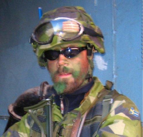 Johan Trewe, broder - tillika kapten i försvaret