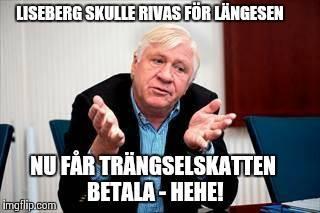 Liseberg skulle rivas